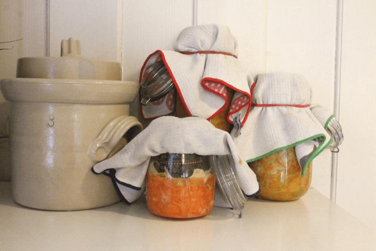 Fermentert surkål