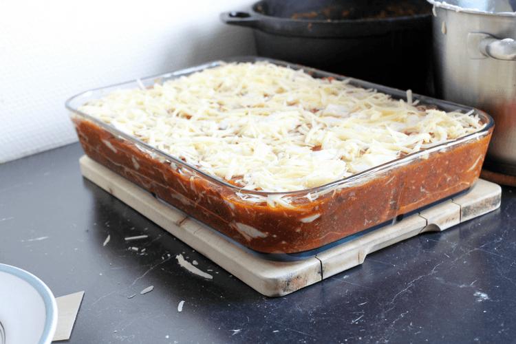 lasagne til baby
