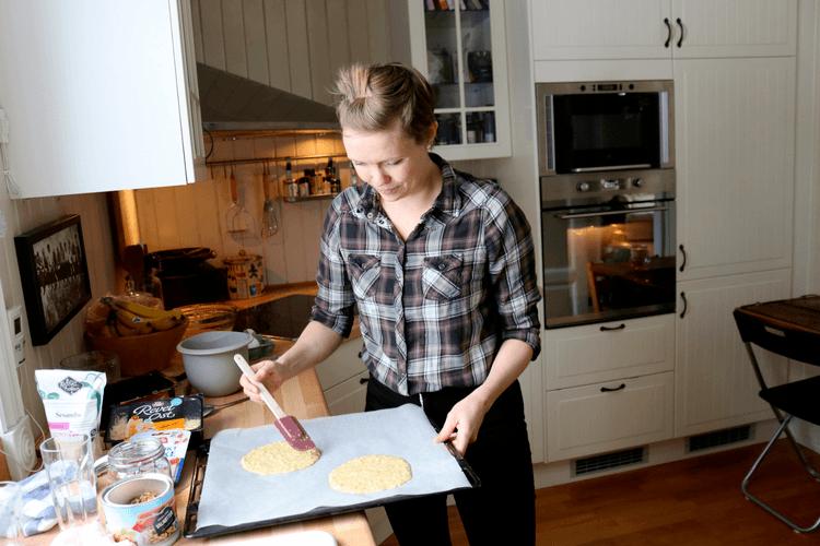 Jernrik lynpizza til barn