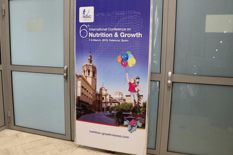 Vi har vært på konferanse om ernæring og vekst i Paris