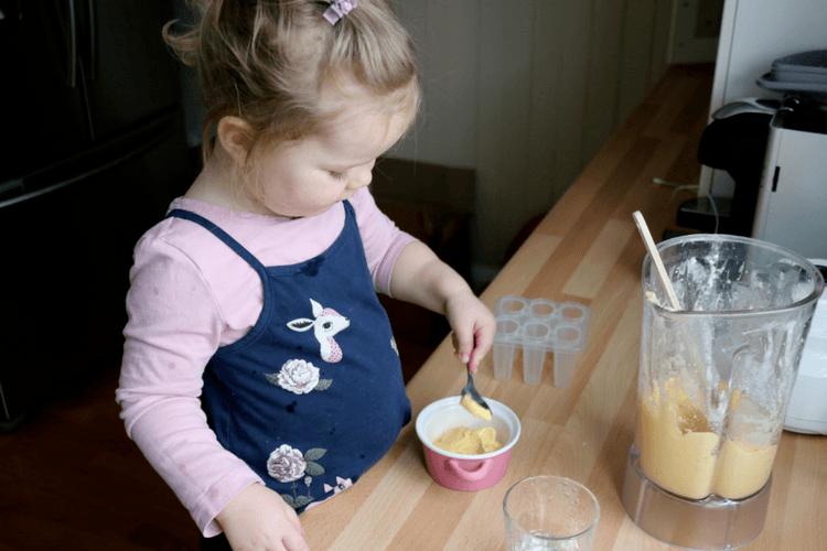 Påskesmoothie - frisk og fristende smoothie for hele familien