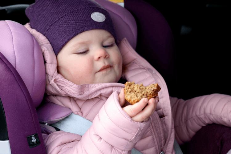 Kryddermuffins med søtpotet og hvite bønner - fra 6 måneder