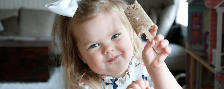 Pinneis du kan spise hver dag om du vil - fra 6 måneder