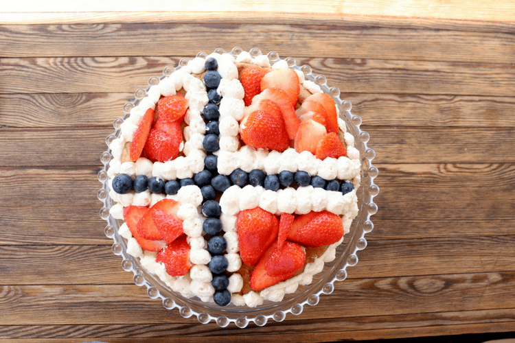 17.mai kake som passer til hele familien - lages på 1-2-3