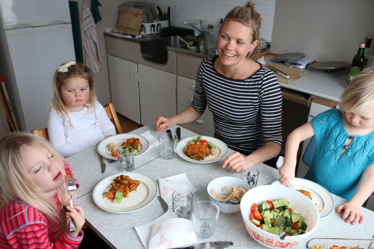 Sliter du med å få barnet ditt til å spise? Prøv dette!