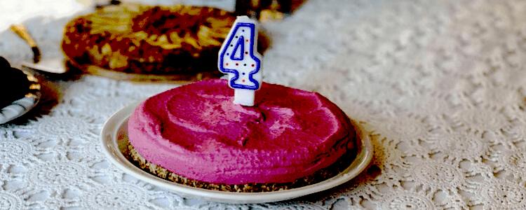 Prinsesskake med næringsrike ingredienser - fra 1 år