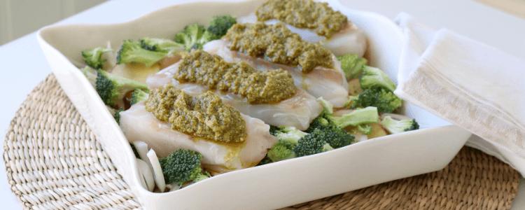 Torskepesto - middagen som dekker dagsbehovet for jod